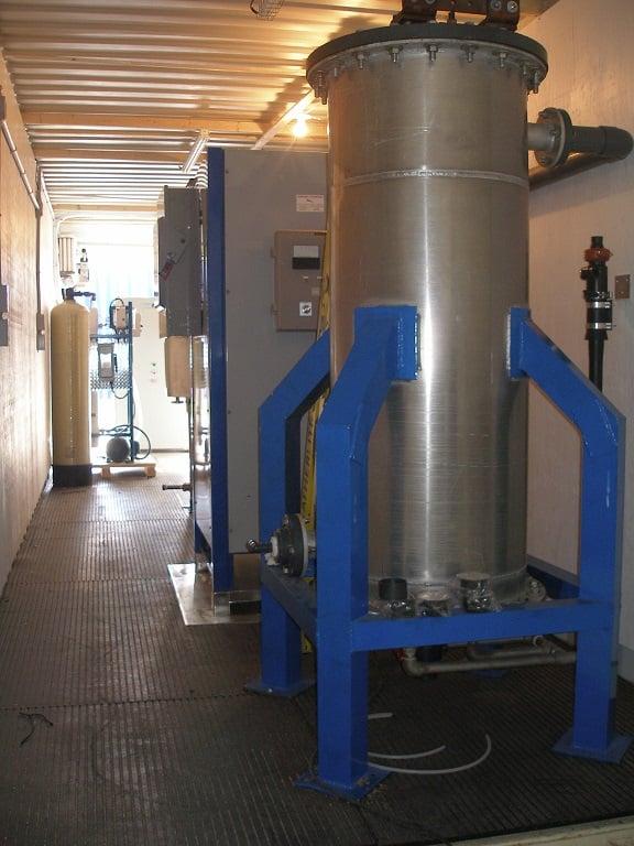 AOP Reactor - Keystone Pure Water Tech